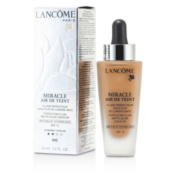 Lancome Miracle Air De Teint Perfecting Fluid SPF 15 - # 045 Sable Beige