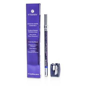 By Terry Crayon Khol Terrybly Color Eye Pencil (Waterproof Formula) - # 9 Royal Navy