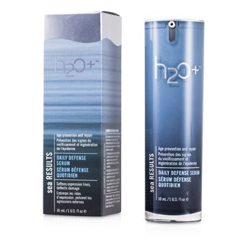 H2O+ Sea Results Daily Defense Serum