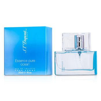 S. T. Dupont Essence Pure Ocean Eau De Toilette Spray