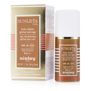 Sisley Sunleya Age Minimizing Global Sun Care SPF 30