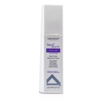 AlfaParf Semi Di Lino Moisture Split Ends Recovery Fluid (For Dry Hair)