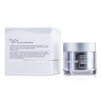 H2O+ Total Source All Day Cream