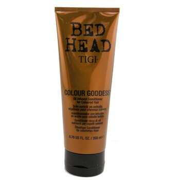 Tigi Bed Head Colour Goddess Oil Infused Conditioner (For Coloured Hair)