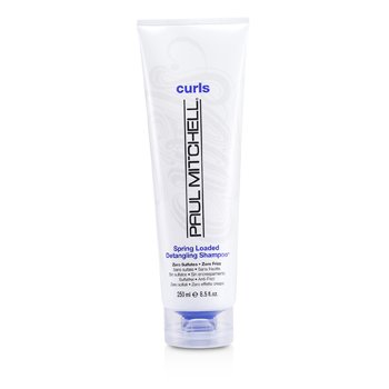 Paul Mitchell Curls Spring Loaded Frizz-Fighting Shampoo