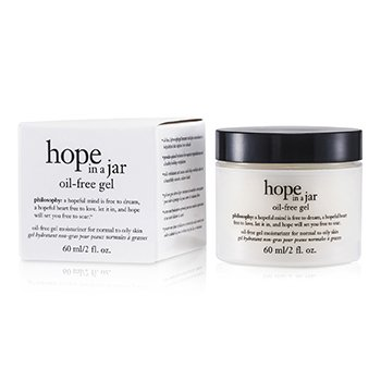 Philosophy Hope In A Jar Oil-Free Gel Moisturizer (For Normal To Oily Skin)