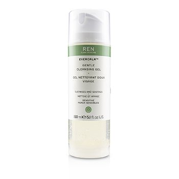 Ren Evercalm Gentle Cleansing Gel (For Sensitive Skin)