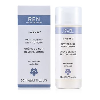 Ren V-Cense Revitalising Night Cream (For Dry Skin)