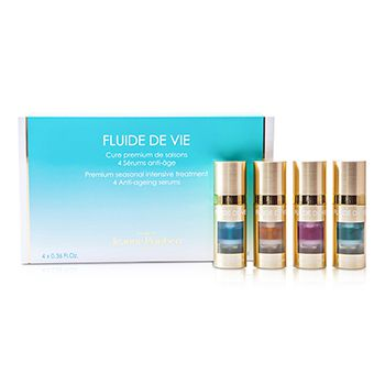 Methode Jeanne Piaubert Fluide De Vie - Premium Seasonal Intensive Treatment (Anti-Ageing Serums)