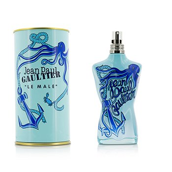 Jean Paul Gaultier Le Male Summer Eau De Toilette Spray (2013 Edition)