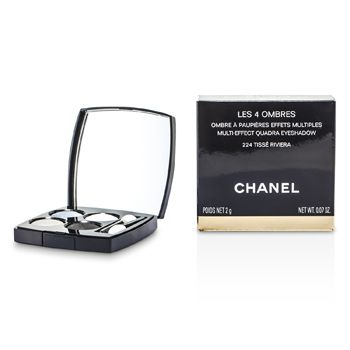 Chanel Les 4 Ombres Quadra Eye Shadow - No. 224 Tisse Riviera