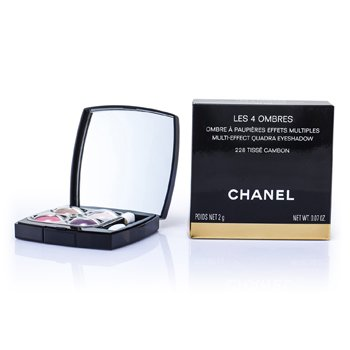 Chanel Les 4 Ombres Quadra Eye Shadow - No. 228 Tisse Cambon