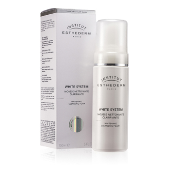 Esthederm White System Whitening Cleansing Foam