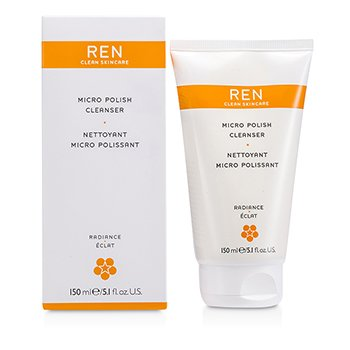 Ren Micro Polish Cleanser (Except Sensitive Skin)