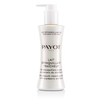 Payot Les Demaquillantes Lait Demaquillant Fraicheur Silky-Smooth Cleansing Milk