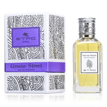 Etro Greene Street Eau De Toilette Spray
