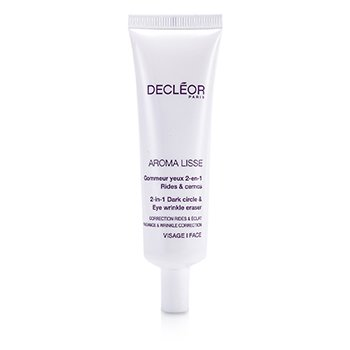 Decleor Aroma Lisse 2-in-1 Dark Circle & Eye Wrinkle Eraser (Salon Size)