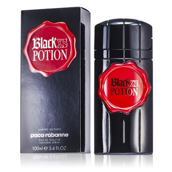 Paco Rabanne Black Xs Potion Eau De Toilette Spray (Limited Edition)