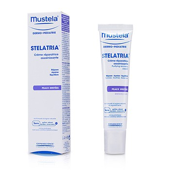 Mustela Stelatria Purifying Recovery Cream (Exp. Date: 01/2017)