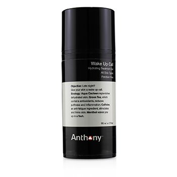 Anthony Logistics For Men Wake Up Call - Hydrating Treatment Gel