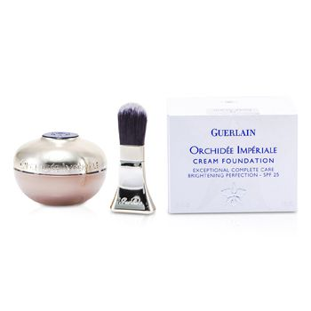 Guerlain Orchidee Imperiale Cream Foundation Brightening Perfection SPF 25 - # 12 Rose Clair