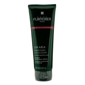 Rene Furterer Okara Radiance Enhancing Conditioner - For Color-Treated Hair (Salon Product)