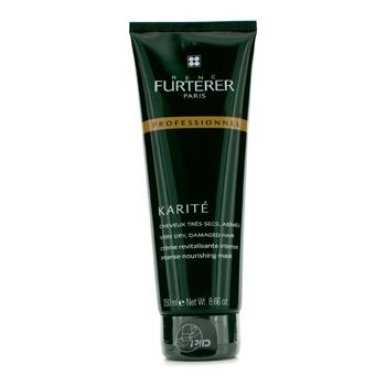 Rene Furterer Karite Intense Nourishing Mask - For Very Dry, Damaged Hair (Salon Product - Tube)