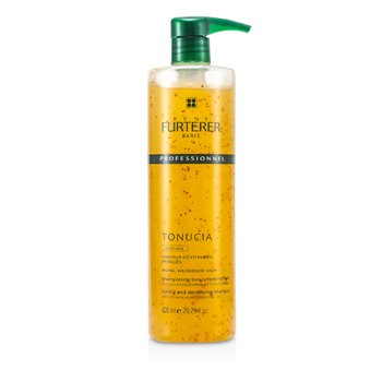 Rene Furterer Tonucia Toning And Densifying Shampoo - For Aging, Weakened Hair (Salon Product)