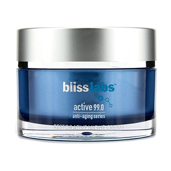 Bliss Blisslabs Active 99.0 Anti-Aging Series Restorative Night Cream