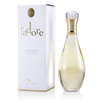 Christian Dior JAdore Dry Silky Body Oil