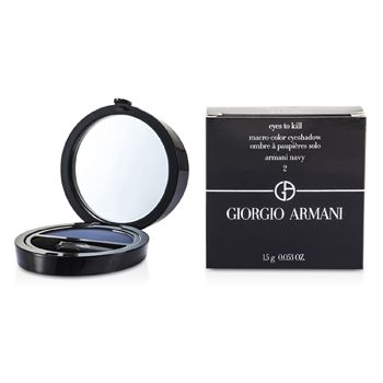 Giorgio Armani Eyes to Kill Solo Eyeshadow - # 02 Armani Navy