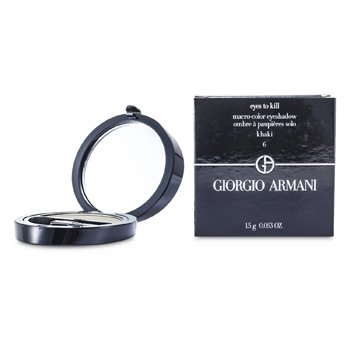 Giorgio Armani Eyes to Kill Solo Eyeshadow - # 06 Khaki