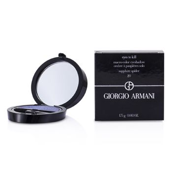 Giorgio Armani Eyes to Kill Solo Eyeshadow - # 20 Sapphire Spider