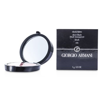 Giorgio Armani Cheek Fabric Sheer Blush - # 506 Blush