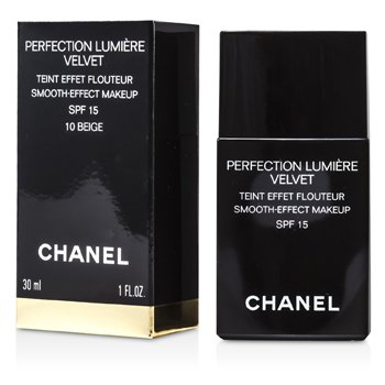 Chanel Perfection Lumiere Velvet Smooth Effect Makeup SPF15 - # 10 Beige