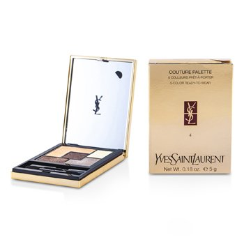 Yves Saint Laurent Couture Palette (5 Color Ready To Wear) #04 (Saharienne)