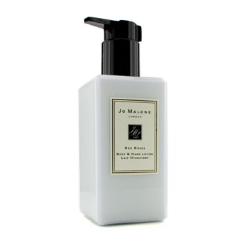 Jo Malone Red Roses Body & Hand Lotion (With Pump)