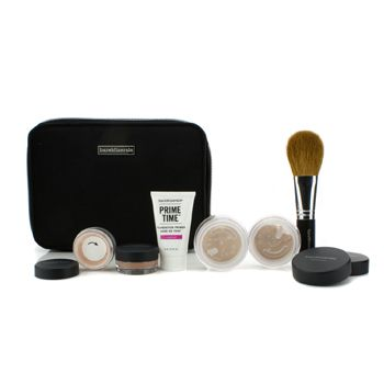 BareMinerals BareMinerals Get Started Complexion Kit For Flawless Skin - # Light