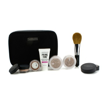 BareMinerals BareMinerals Get Started Complexion Kit For Flawless Skin - # Medium Tan
