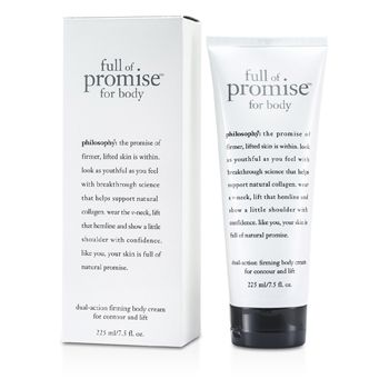 Philosophy Full Of Promoise For Body Dual-Action Firming Body Cream