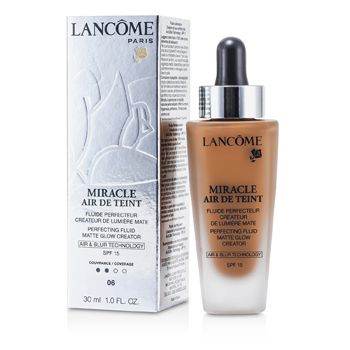 Lancome Miracle Air De Teint Perfecting Fluid SPF 15 - # 06 Beige Cannelle