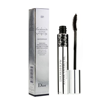 Christian Dior Diorshow Iconic Overcurl Waterproof Mascara - # 091 Over Black