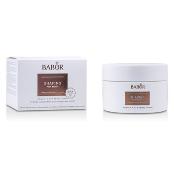 Babor Shaping For Body - Vitamin A.C.E. Body Cream