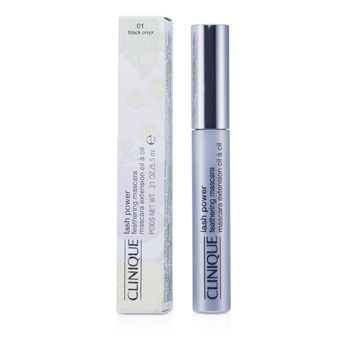 Clinique Lash Power Feathering Mascara - # 01 Black Onxy