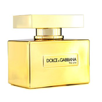 Dolce & Gabbana The One Gold Eau De Parfum Spray (2014 Limited Edition)