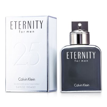Calvin Klein Eternity Eau De Toilette Spray (25th Anniversary Edition)