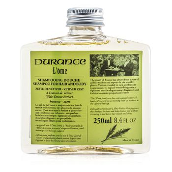 Durance L'Ome Shampoo For Hair & Body