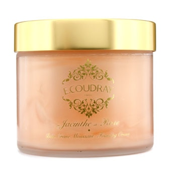 E Coudray Jacinth & Rose Bath and Shower Foaming Cream (New Packaging)