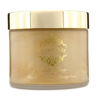 E Coudray Vanilla & Coco Bath and Shower Foaming Cream (New Packaging)