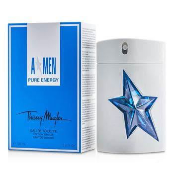 Thierry Mugler A*Men Pure Energy Eau De Toilette Spray (Limited Edition)